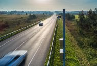 First average speed enforcement system in the Baltics States