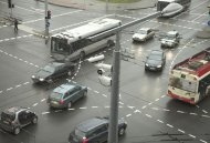 Solutions for Centralised traffic control in Vilnius
