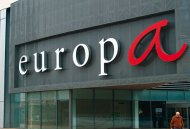 Security and building management system in the EUROPA shopping centre