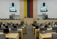 An engineering systems solution for the new Lithuanian Parliament chamber