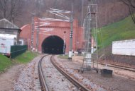 Engineering Solutions in Kaunas rail tunnel