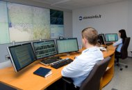 Installation of traffic information system in Lithuania