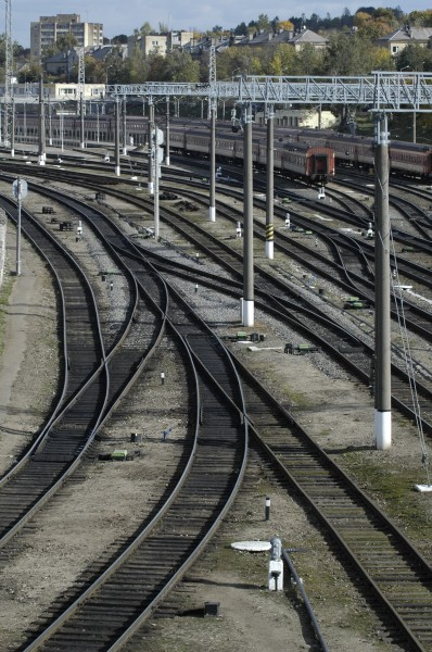 geležinkelio sistema neturi perdažyti rodiklių prekybos sistemos)