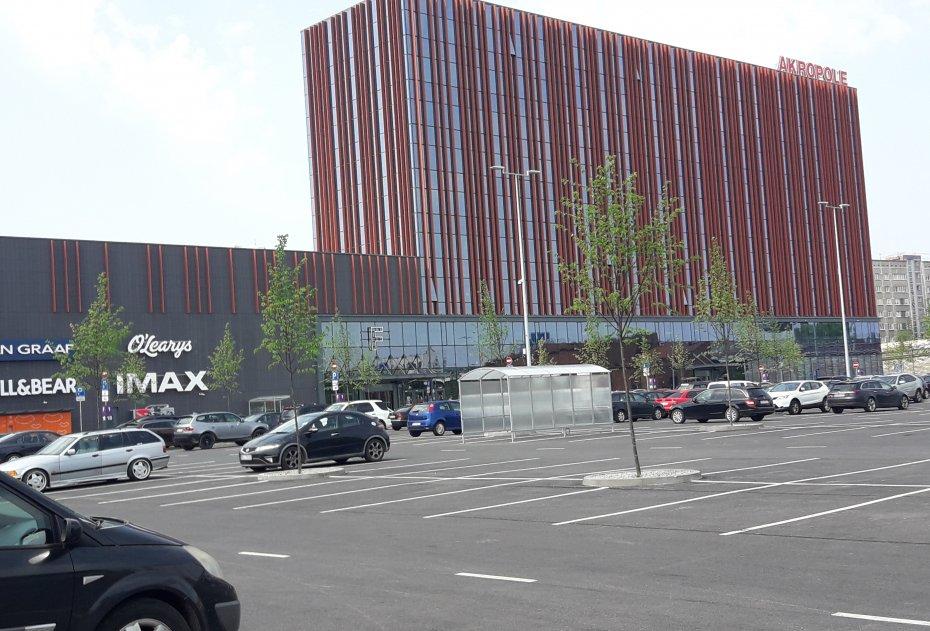Prekybos centras: planavimas ir dizainas